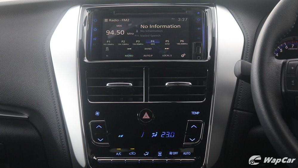2019 Toyota Vios 1.5G Interior 042