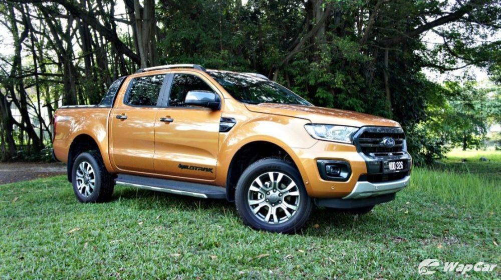 Ford Ranger Wildtrak cash rebate