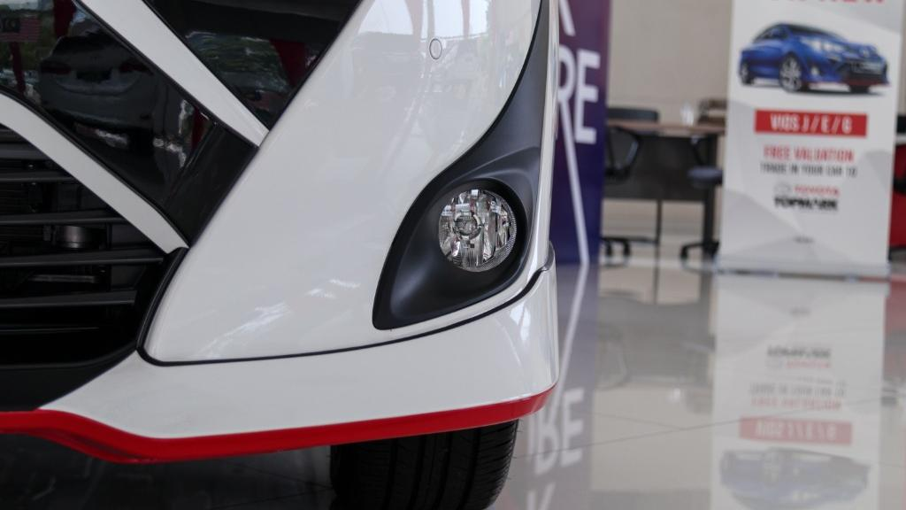 2019 Toyota Vios 1.5G Exterior 011