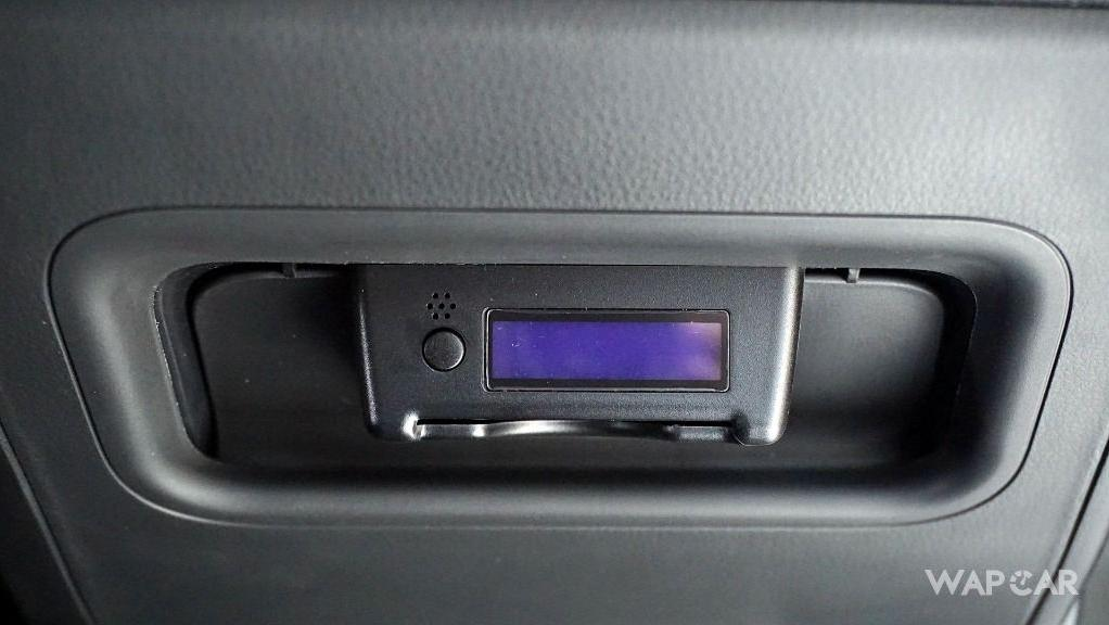 Perodua Aruz (2019) Interior 014