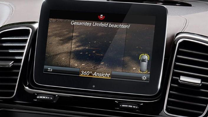 2019 Mercedes-Benz GLE GLE 450 4Matic AMG Line Interior 005