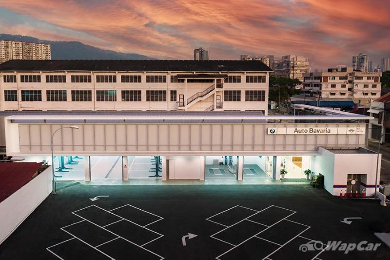 Malaysia's first dedicated BMW and MINI Service Fast Lane Centre opens in Penang 02