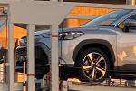 Intipan - Toyota Corolla Cross spec Jepun bakal datang dengan wajah yang lain!