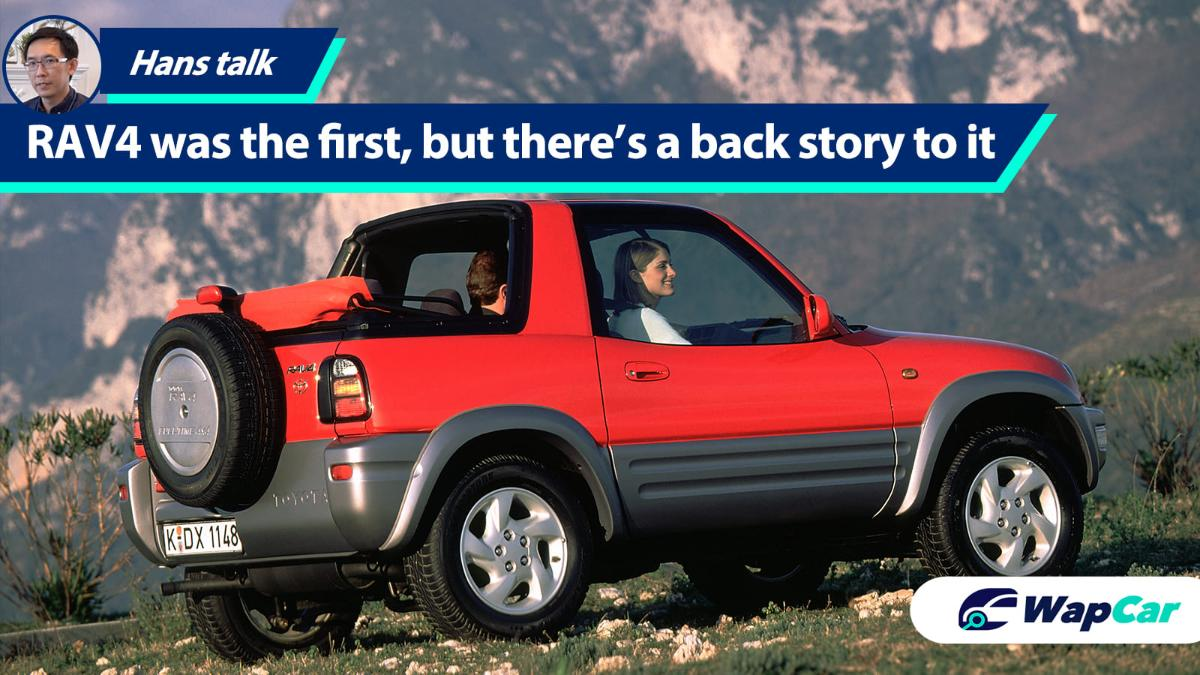 When Japan stopped working half Saturdays, the Toyota RAV4 became No.1. Here's why 01