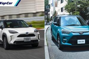 Di Jepun, Toyota Yaris Cross ada 6 bulan senarai menunggu – lebih panas dari Perodua D55L/Raize!