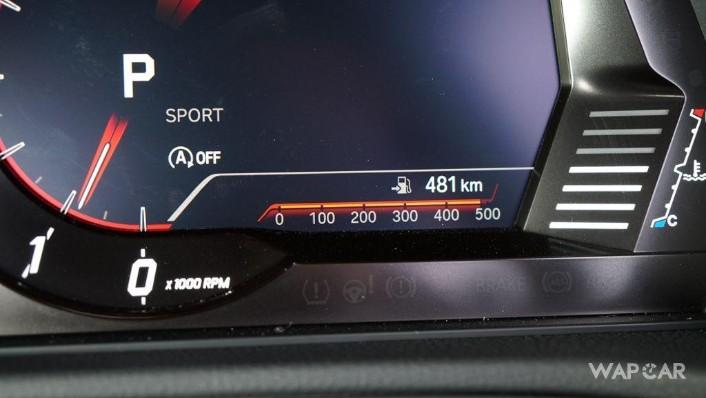 2019 Toyota GR Supra 3.0L Interior 009
