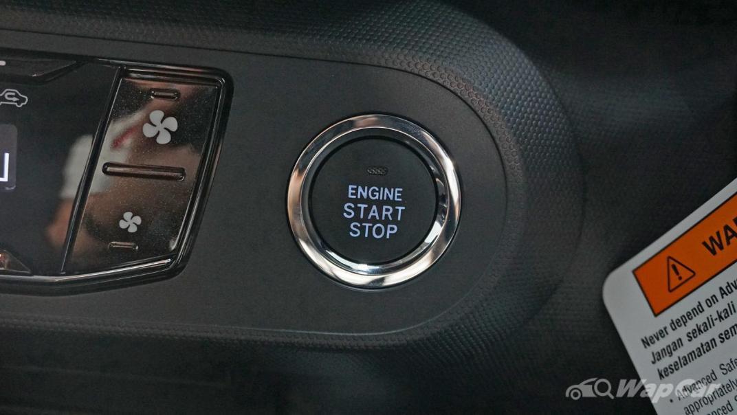 2021 Perodua Ativa 1.0L Turbo AV Interior 010