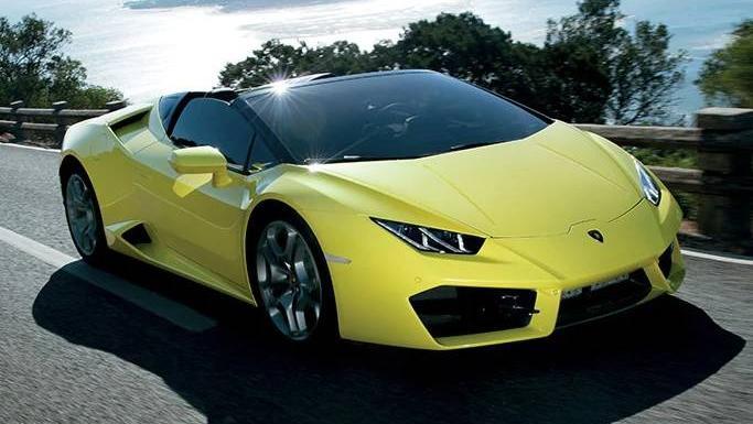 Lamborghini Huracán (2017) Exterior 003