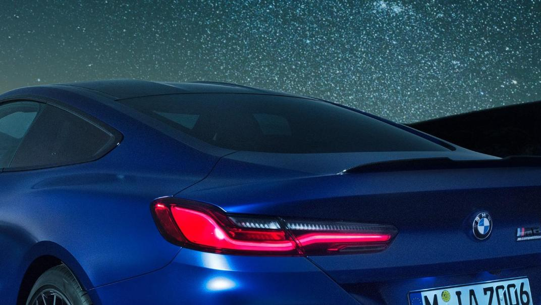 2020 BMW M850i xDrive Coupe Exterior 026