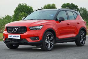 Pros and Cons: 2021 Volvo XC40 T5 Recharge - better performance, but poorer comfort