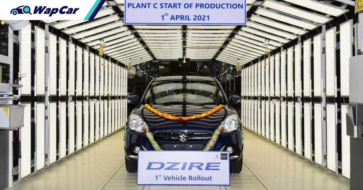 Suzuki opens new plant in India, raises annual production capacity to 2.25 million units 01