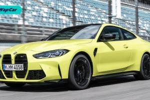 BMW M4 2021 serba baharu diperkenal – 510 PS/650 Nm, manual, dan Penganalisa Drift??