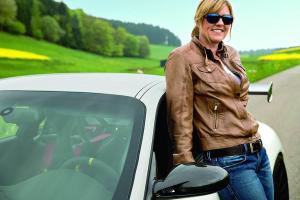 Top Gear host Sabine Schmitz reveals her cancer battle