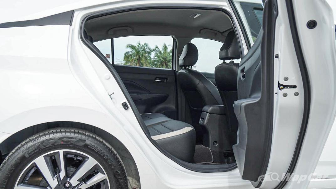 2020 Nissan Almera 1.0L VLT Interior 051
