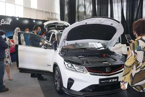 Proton now accepts e-wallet transactions for buying cars, maintenance