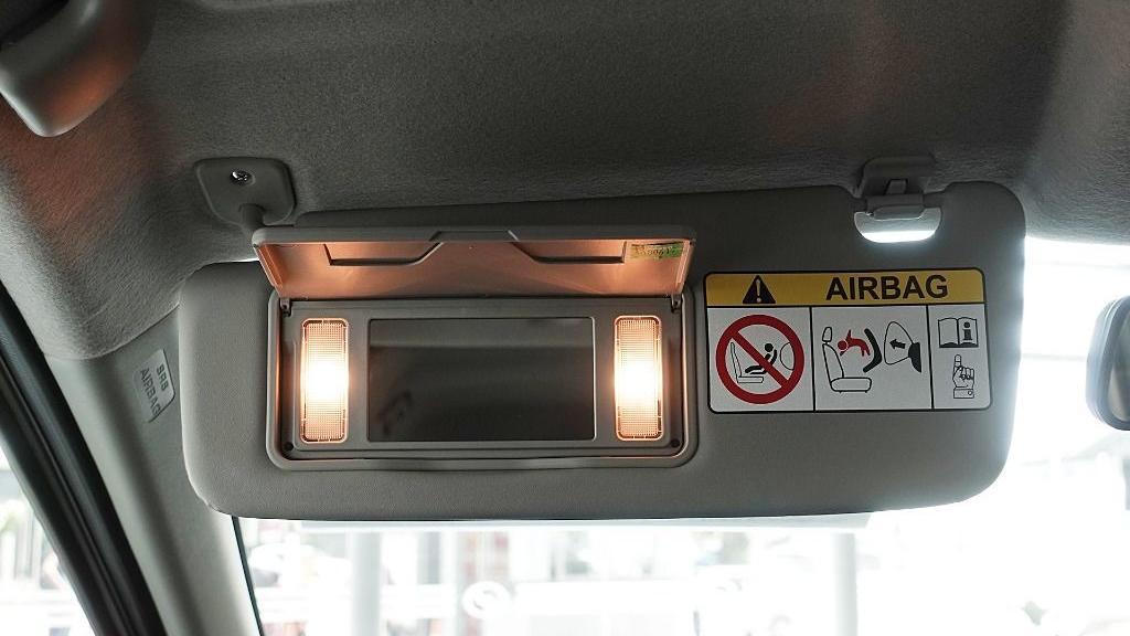 2019 Perodua Aruz 1.5 X Interior 059