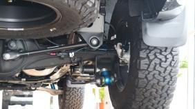 2019 Ford Ranger Raptor 2.0L 4X4 High Rdier Exterior 011