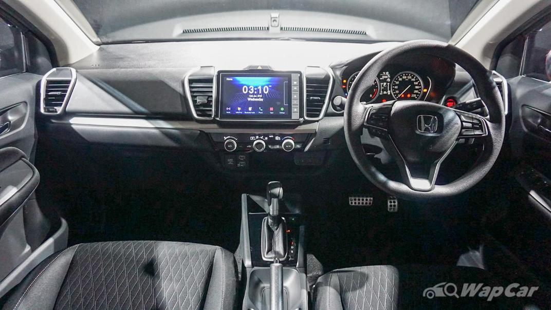 2020 Honda City 1.5L E Interior 001
