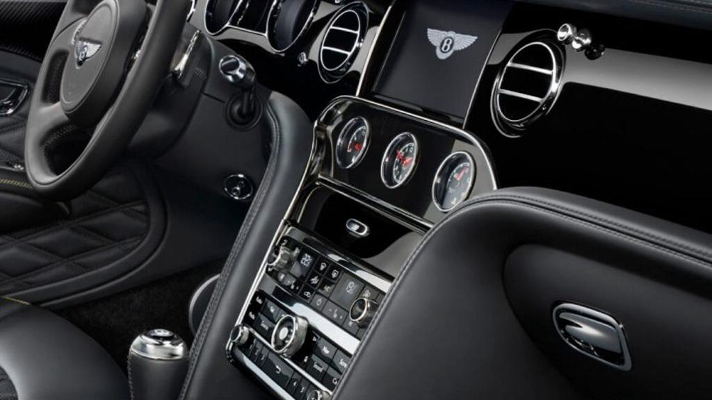 Bentley Mulsanne (2018) Interior 003