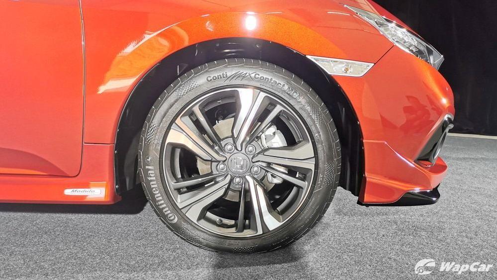 2020 Honda Civic 1.5 TC Exterior 012