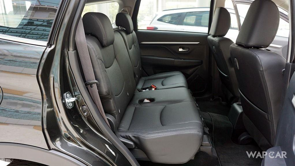 Perodua Aruz (2019) Interior 032