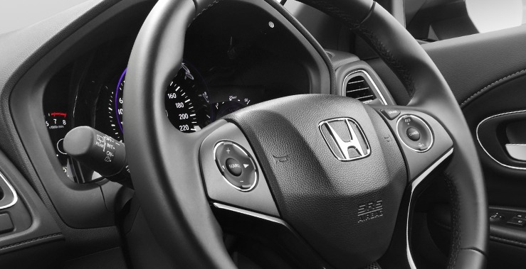 Honda HR-V (2019) Interior 003