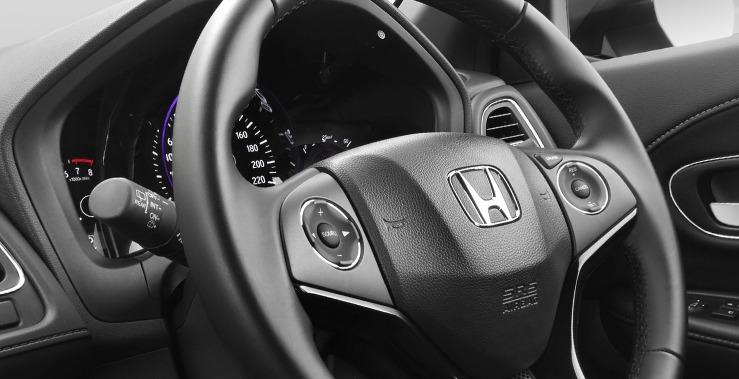 Honda HR-V (2019) Interior 003