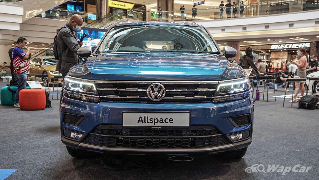 2020 Volkswagen Tiguan Allspace 2.0TSI R-Line Exterior 002