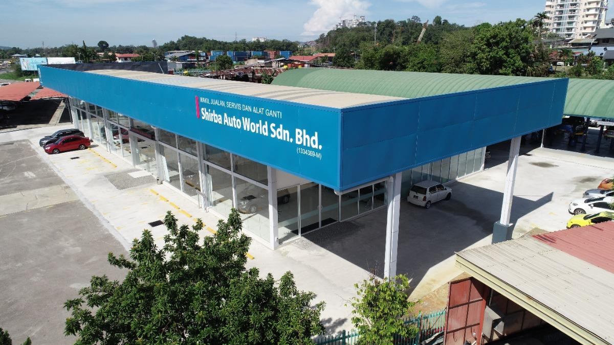 Proton opens new 3S centre in Kota Kinabalu