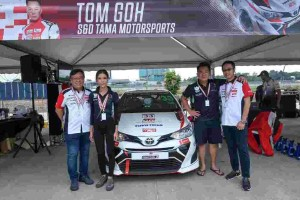 ZTH's Tom Goh to aim for another victory at Gazoo Racing Festival in Penang