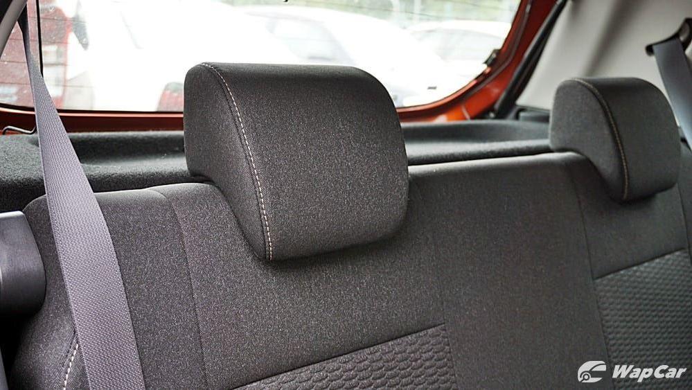 2019 Perodua Axia Style 1.0 AT Interior 027