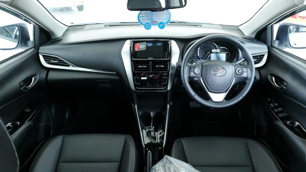 2019 Toyota Vios 1.5G Interior 001