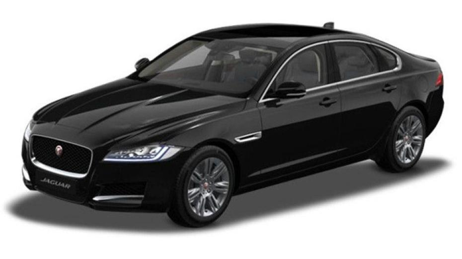 Jaguar XF (2017) Others 007