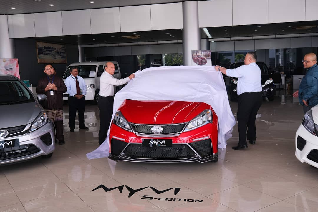 Perodua Myvi S-Edition di Brunei tidak mendapat pengesahan oleh Perodua Malaysia? 02