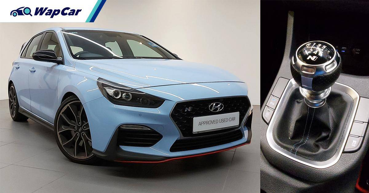 How does a Hyundai i30N for RM 248k sound? Rarer than Toyota GR Yaris in Malaysia 01