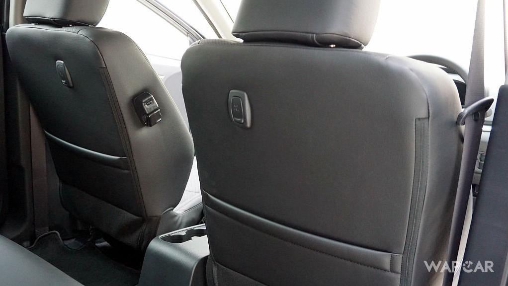 Perodua Aruz (2019) Interior 028