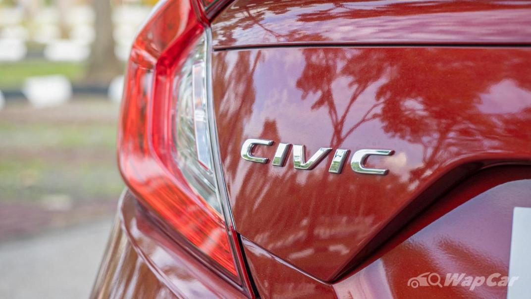 2020 Honda Civic 1.5 TC Premium Exterior 028