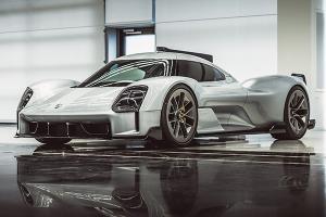 From Hot Wheels-inspired hypercars to a modern VW Bus – The gems of Porsche Unseen