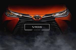 2021 Toyota Vios facelift teased in Malaysia - coming in Dec to disrupt the City and Almera