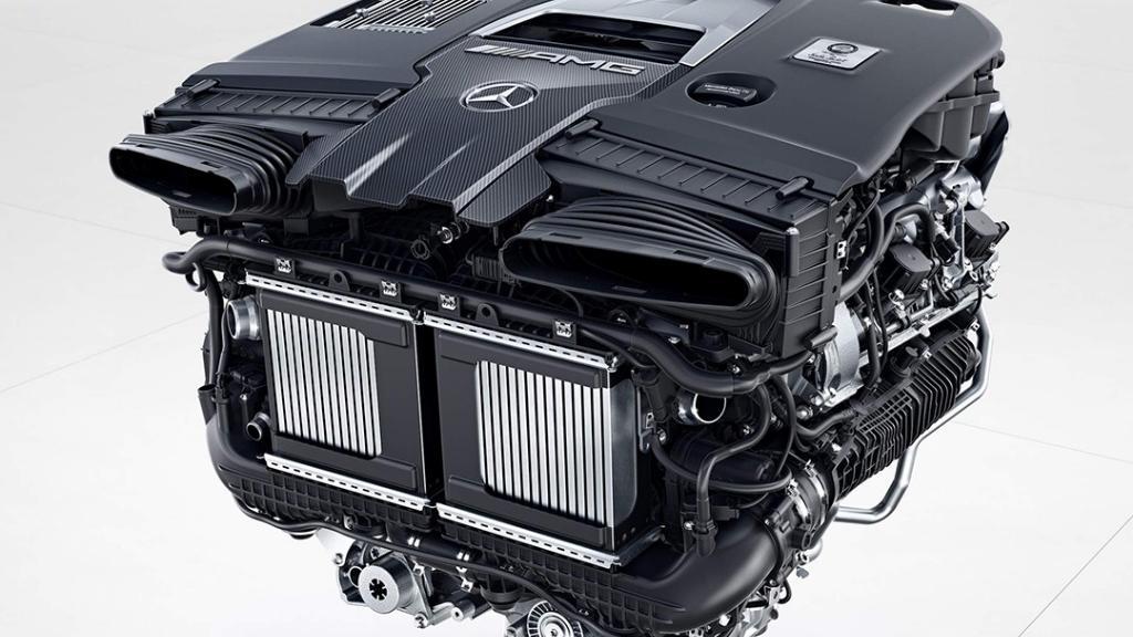 Mercedes-Benz AMG E-Class (2019) Others 012