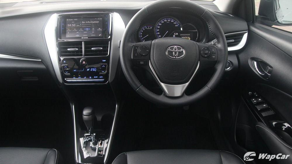 2019 Toyota Vios 1.5G Interior 035