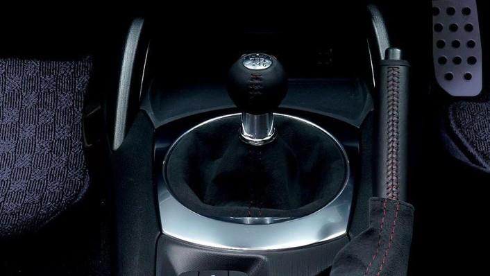 Mazda MX-5 (2018) Interior 008