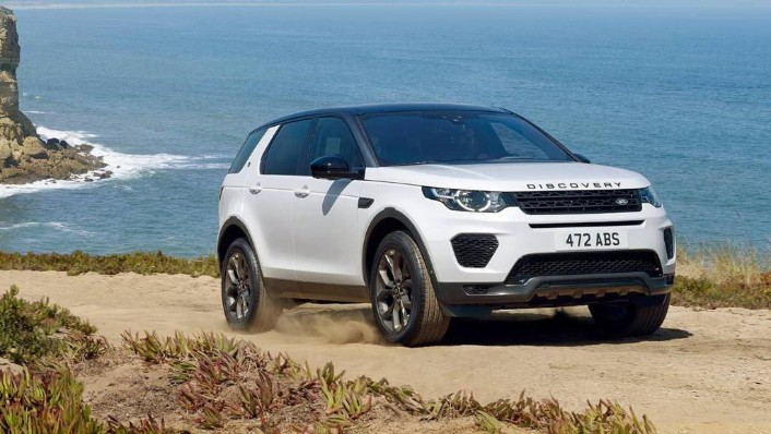 Land Rover Discovery Sport (2017) Exterior 007