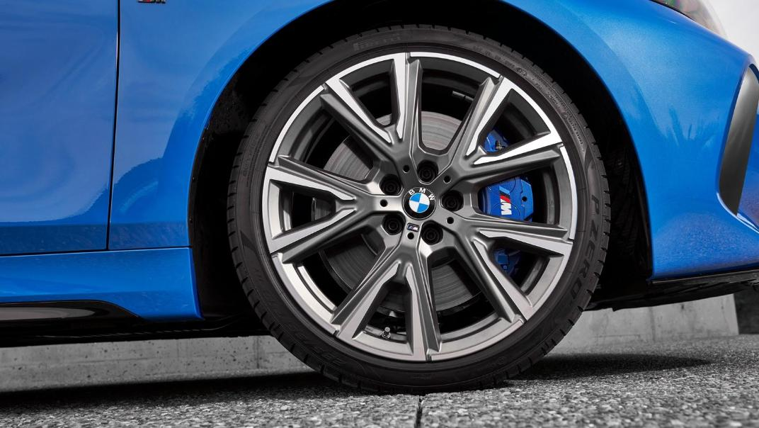 2020 BMW 1 Series M135i xDrive Exterior 016