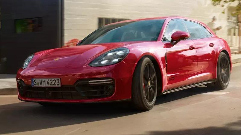 Porsche Panamera GTS(2019) Exterior 002