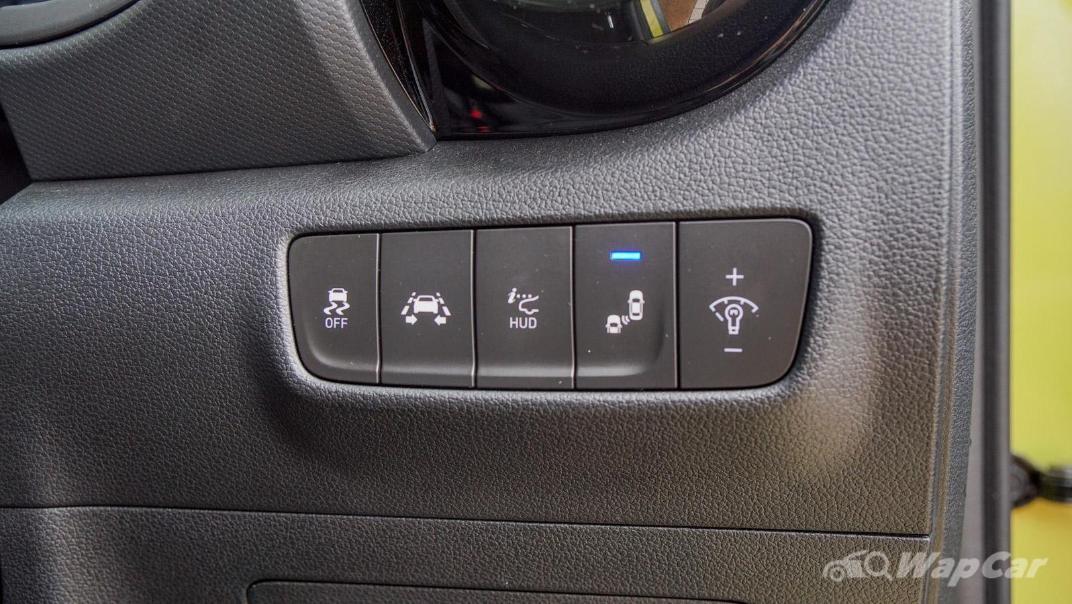 2020 Hyundai Kona 1.6 T-GDi High Interior 046