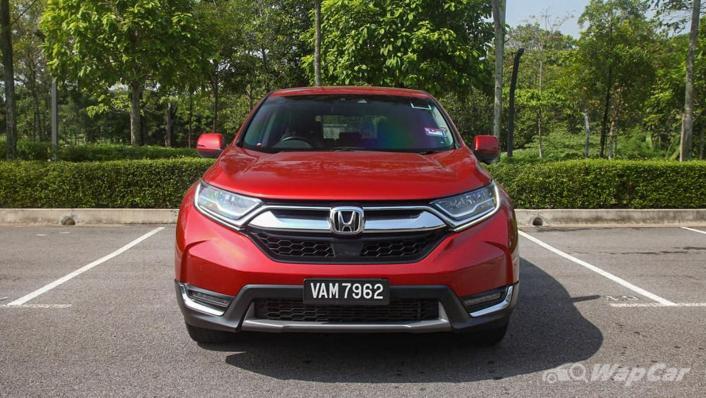 2019 Honda CR-V 1.5TC Premium 2WD Exterior 002