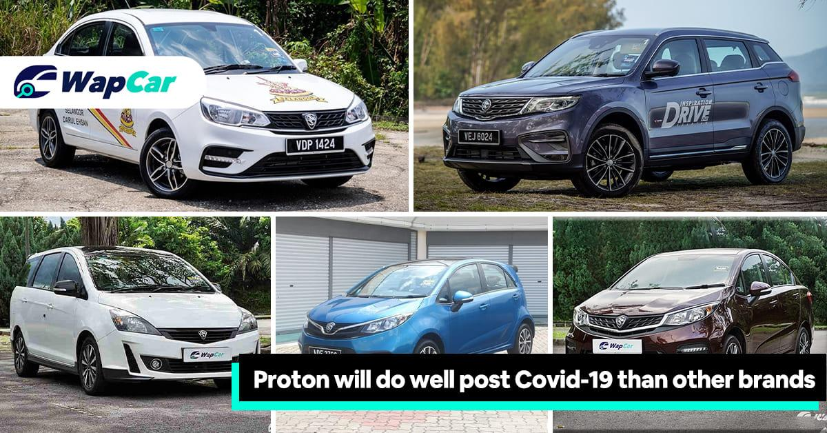 Proton is going to do better than other brands post-Covid-19 after a strong sales growth in Q1 2020 01
