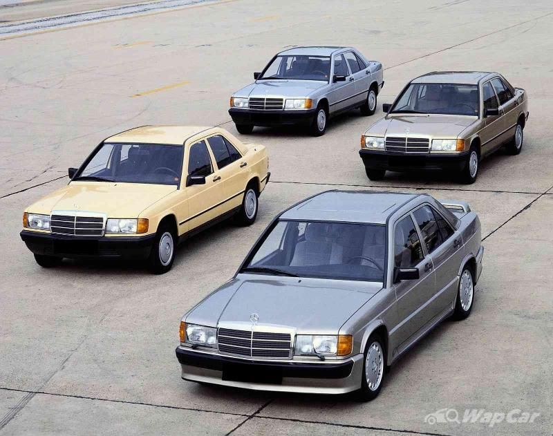 Timeless, beautiful, desirable. The Mercedes 190E is all of these things to me 02