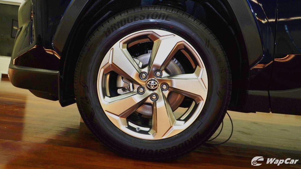 2020 Toyota RAV4 2.5L Exterior 117